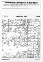 Map Image 027, Otter Tail County 1991